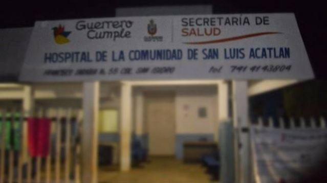 Campesino muere en sala de espera, esposa denuncia que les fue negada la atención