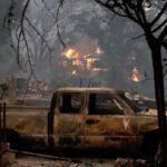 Declaran emergencia por incendios que devastan el norte de California