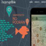 Crean Incorruptible, app que permite denunciar actos de corrupción