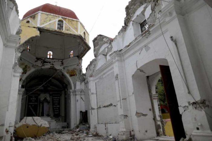 Hasta 12 mmdp costará la reparación de inmuebles históricos dañados por sismo