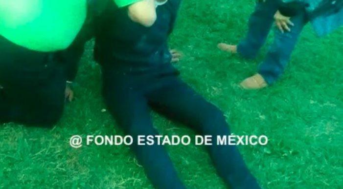 Disparan contra estudiante de Bachilleres, mientras estaba en la escuela, en el Edomex