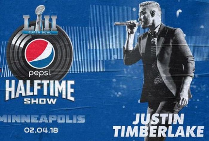Justin Timberlake cantará en el medio tiempo del Super Bowl y así reaccionan las redes