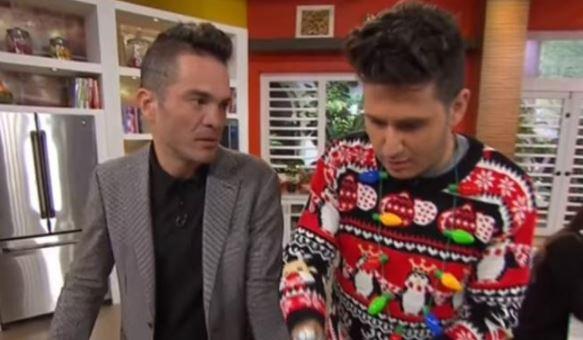Kuno Becker se presentó ebrio en programa de televisión y arruina segmento (VIDEO)