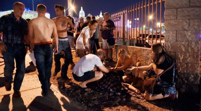 Aeropuerto de Las Vegas suspende operaciones debido al tiroteo en The Strip
