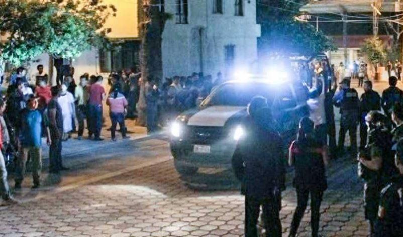 Linchan a ladrones de autos en Puebla