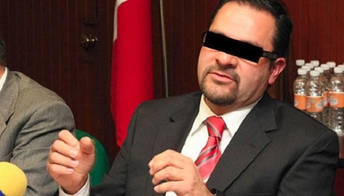 Aprehenden a exsecretario de Finanzas de Fausto Vallejo