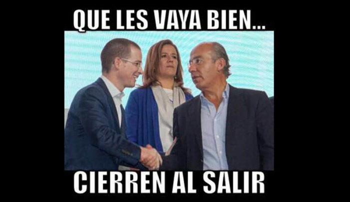 Los memes de la renuncia de Margarita Zavala del PAN