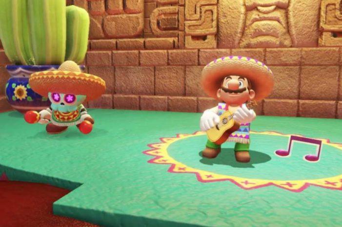 Nuevo juego de Mario Bros se inspiró en cultura de México