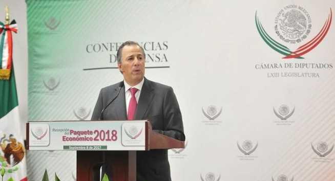 Meade propone al Congreso aprobar gasolinazo para 2018: Morena