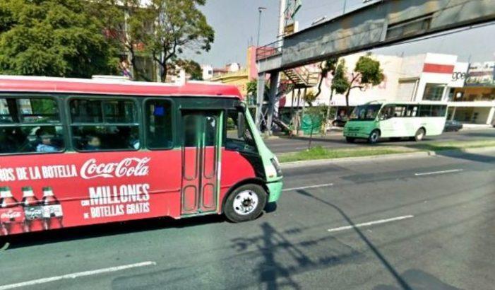 Chóferes de microbuses de zona suroriente denuncian aumento de robos con violencia