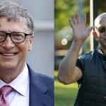 Bill Gates ya no es el 'hombre más rico del mundo' por donar su dinero a la caridad