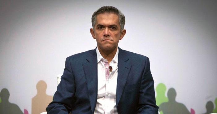 Miguel Ángel Mancera: cómplice de la impunidad