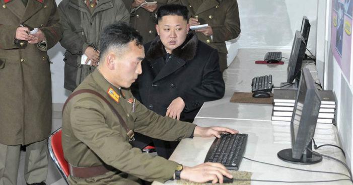 Además de misiles, Corea del Norte perfecciona sus ataques cibernéticos