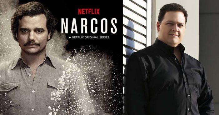 Hijo de Pablo Escobar: 'Serie Narcos puede causar conflictos en la vida real'