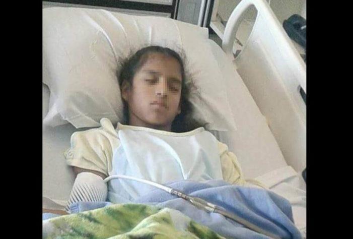 Agentes de EU arrestan a niña indocumentada con parálisis cerebral para deportarla a México