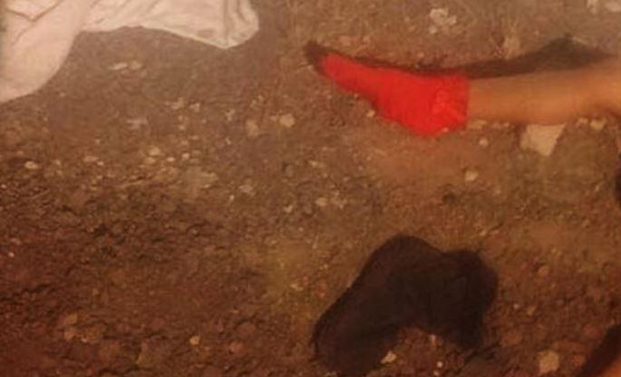 La historia detrás de la muerte de la 'Niña de las Calcetitas Rojas'