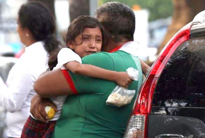 La catástrofe del sismo dejó a 36 niños huérfanos en la Ciudad de México