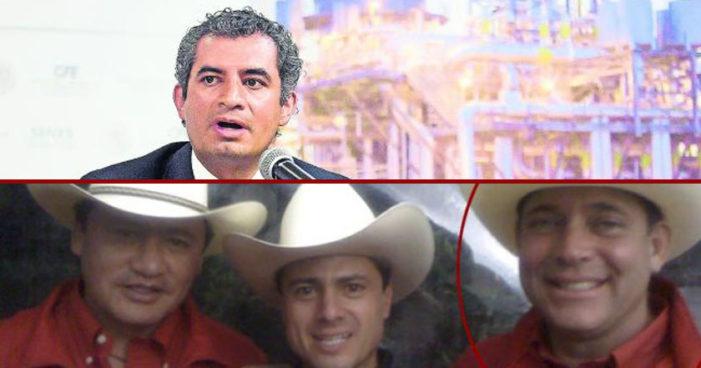 Ochoa Reza cancela gira tras detención del priista Eugenio Hernández