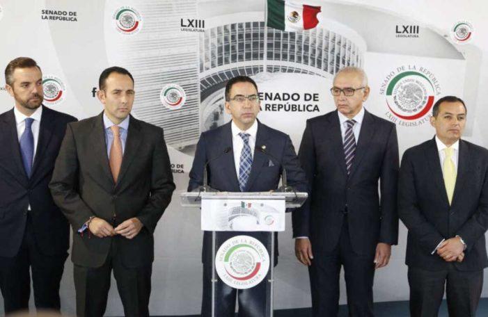 Senadores crean 'los rebeldes del PAN': 'somos puro RBD', dicen