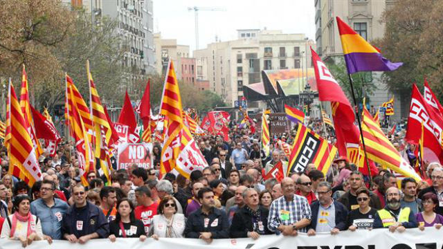 Al menos 500 empresas han abandonado Cataluña
