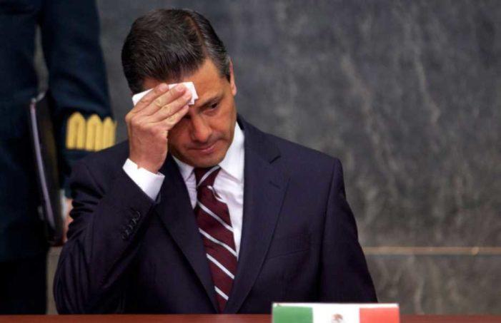 Sólo el 2% de los mexicanos confía en el gobierno de Peña: Pew Research Center