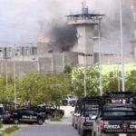 Suman 17 muertos por motín en penal de Cadereyta