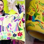 Artesano mexicano denuncia a Nestlé por plagio de diseño