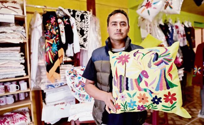 Artesanos de Hidalgo demandan a Nestlé por piratear sus diseños
