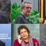 Puigdemont y gabinete catalán viajan a Bélgica; prevén pedir asilo político