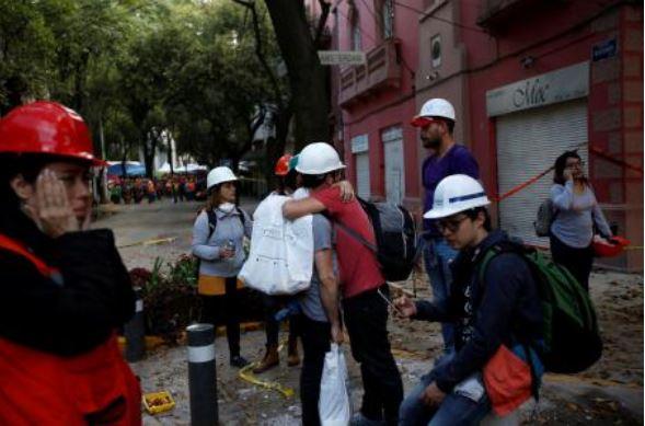 Más de 2 mil personas pierden su empleo a causa del sismo en la Ciudad de México