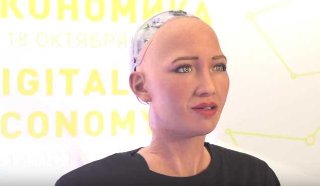 Arabia Saudita primer país en dar la ciudadanía a un robot (video)
