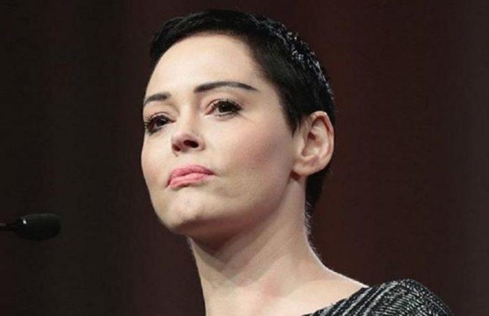 Lanzan orden de arresto contra actriz que denunció a Harvey Weinstein de violación
