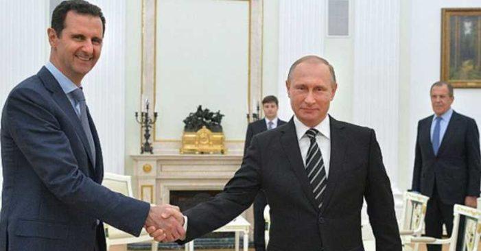 Rusia y Siria se preparan para crear nueva alianza petrolera