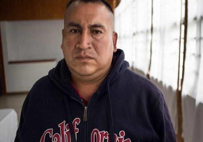 Sergio paga injustamente condena de 27 años, lo detuvieron por corte de cabello