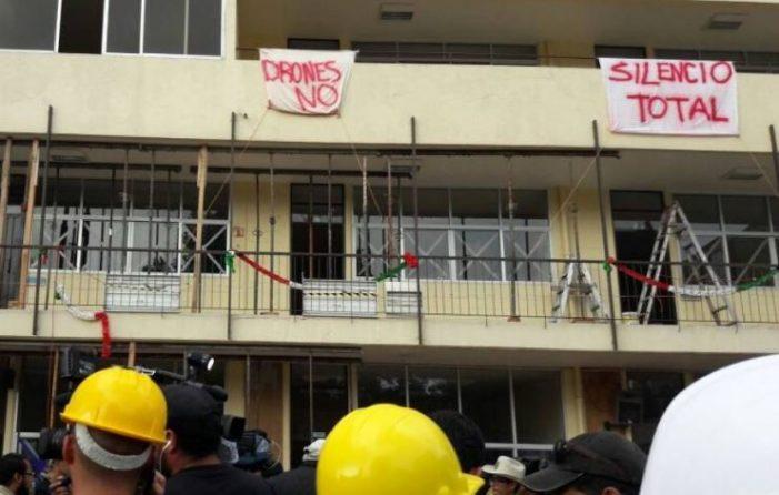 Padres del Rébsamen exigen justicia y que SEP les otorgue becas para retomar estudios