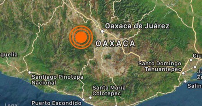 Oaxaca es el estado con más actividad sísmica del país: Sismológico Nacional