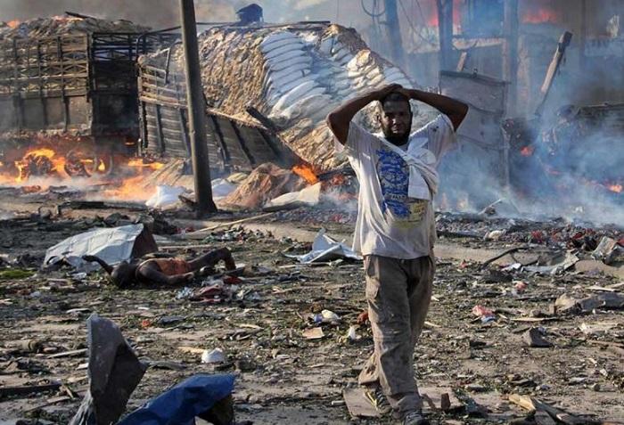Al menos 231 personas murieron por ataque terrorista en Somalia