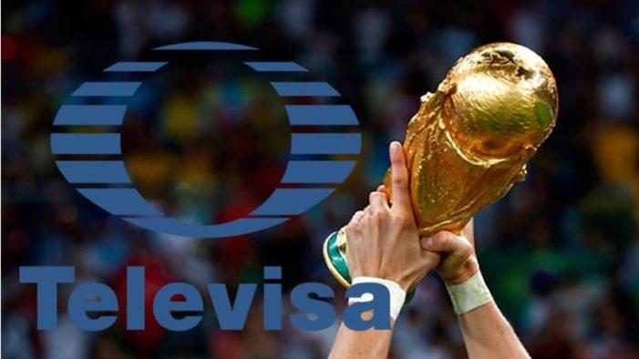 Televisa en la mira por sobornos a la FIFA y obtener derechos mundialistas: NWT