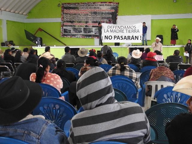 Se amparan pueblos contra gasoducto Tuxpan-Tula de la empresa TransCanada