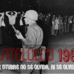 En memoria de los fallecidos en 1968