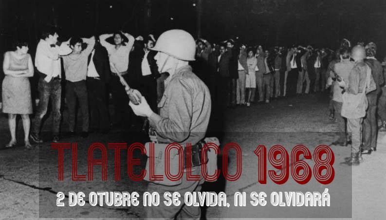 Inicia marcha conmemorativa del 2 de octubre