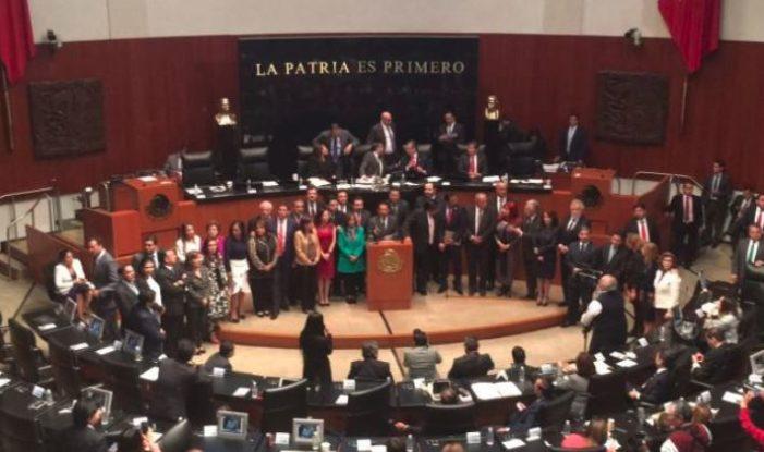 Logran voto transparente en el caso del fiscal Nieto tras toma de Tribuna