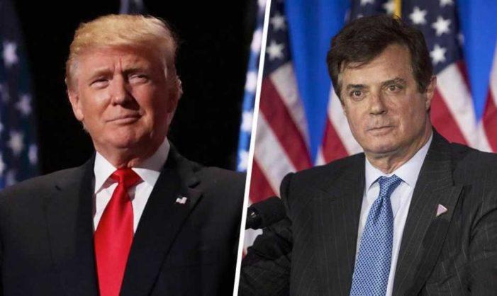 FBI acusa a Manafort, ex jefe de campaña de Trump por conspirar contra EU