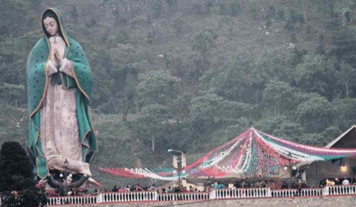 Municipio de Zacatecas busca construir la virgen más grande del mundo, costará 80 mdp