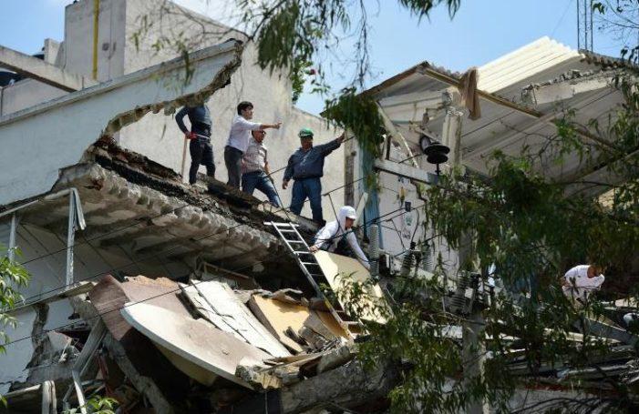 El desastre que dejó el sismo alerta a familias, ahora migran a Edomex