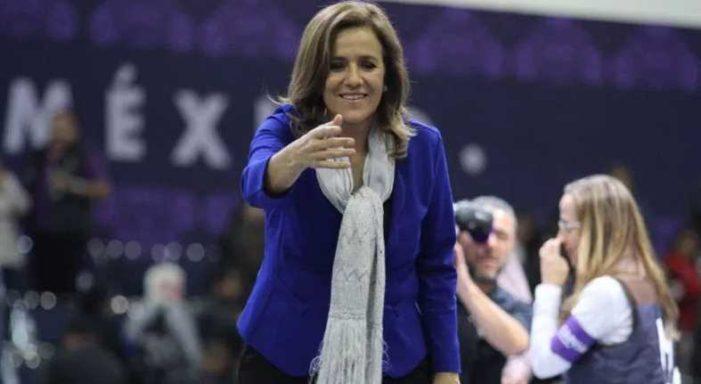 Encuentro Social quiere postular a Margarita Zavala como su candidata presidencial