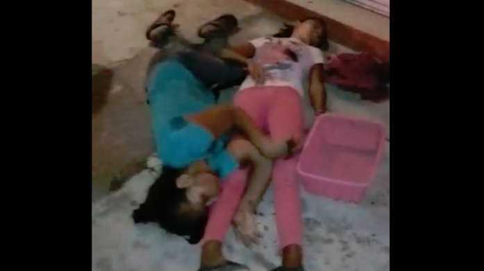 Tras resistirse a levantón asesinan a niña y a su abuela en Veracruz