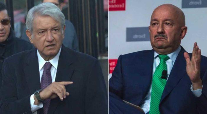 Salinas está muy declarador, pero él entregó los bienes de la nación: AMLO