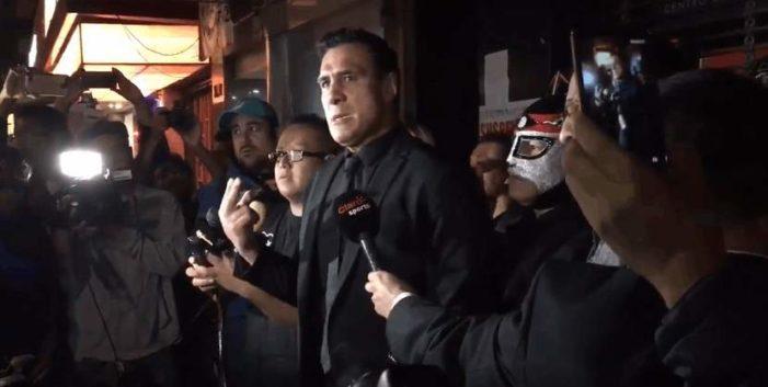 Alberto 'El Patrón', enojado y triste tras cancelación de evento a beneficio de damnificados por sismo