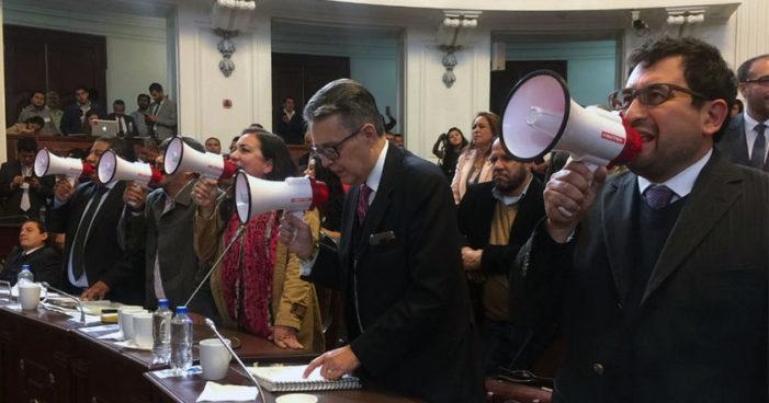 Asamblea Legislativa aprueba ley sin el quórum requerido
